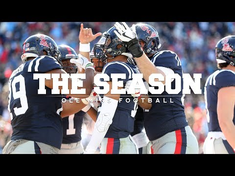 The Season: Ole Miss Football - Arkansas (2017)