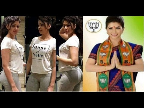 Hottest Female Politicians In India Youtube