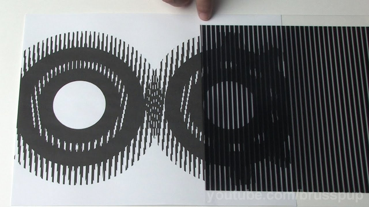 image regarding Anamorphic Illusions Printable called Brusspup