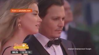 Самый громкий развод Голливуда: Джонни Депп и Эмбер Херд