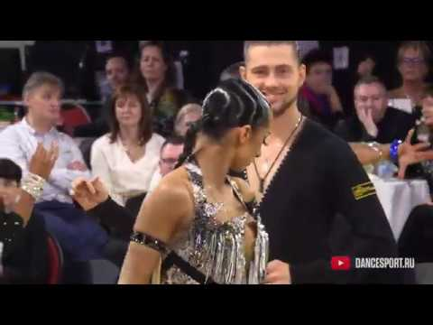 Alexey Dolgushin - Ksenia Piatakhina RUS, Samba / Antwerp Diamond DanceSport Cup 2020