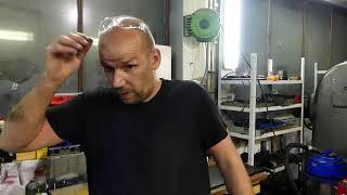 Někdo se zakousl do kola -oprava ALU- tig svařovaní-soustružení