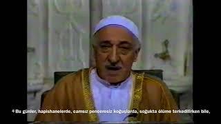 Fethullah gülen YILLAR ÖNCE BU GÜNLERİ ANLATMIŞ  @sakirtmen57