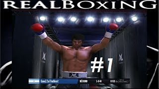 Real Boxing PC Gameplay Español