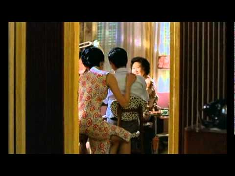 In The Mood For Love -  A scene  which summarizes the movie