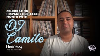 Our Path, Our Pride: Celebrating Hispanic Heritage Month with DJ Camilo