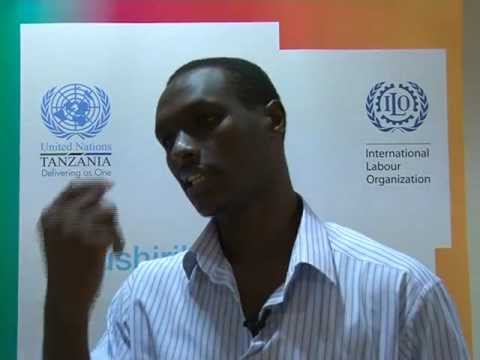 ILO Youth Employment National Event: Dar Es Salaam, Tanzania