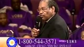 Bishop G.E Patterson- His voice obey!