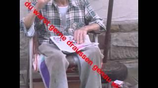 Traurige Geschichte ( Opa ist tot )