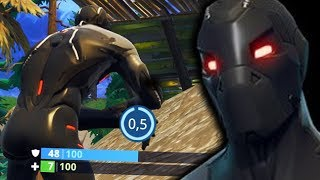 SKIN OF PASS LIVE 100 - PARTY WITH OMEGA (Fortnite)