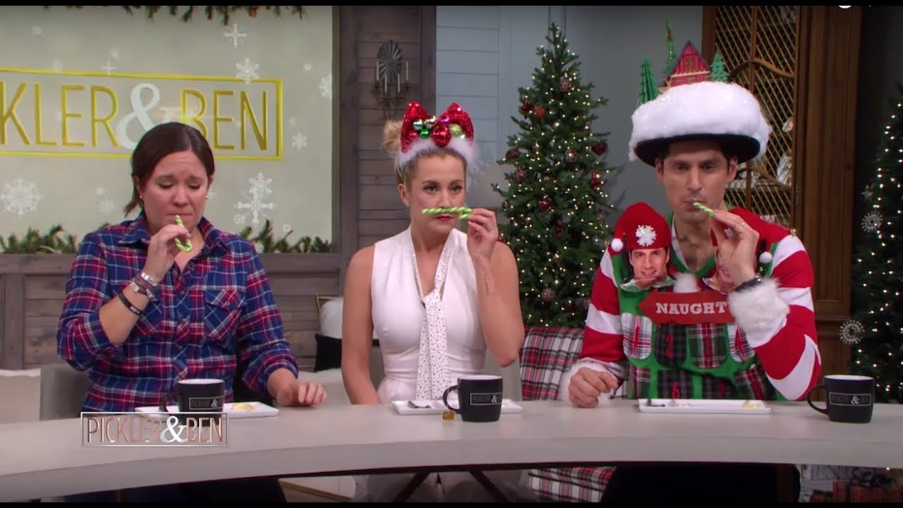 More Hilarious Holiday Product Testing with Kristen Hampton