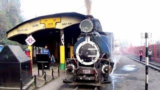 Залізничного вокзалу Дарджилінг Ghum іграшка - найвища залізнична станція в Індії
