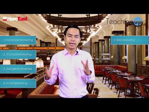 F&B chạy quảng cáo cho nhà hàng
