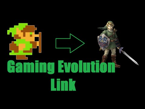 Gaming Evolution : Link 1986-2013