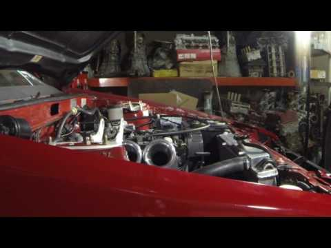 Blacktrax Performance AE86 Project: Tuned 4A-GE 20V ITB's