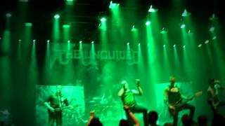 the Unguided | Green Eyed Demon (Live at Falkhallen in Falkenberg, Sweden 2013)