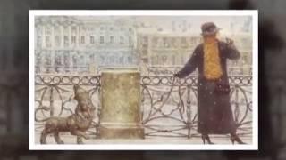 Питерские коты художника Александра РумянцевЖанна Агузарова Кошки