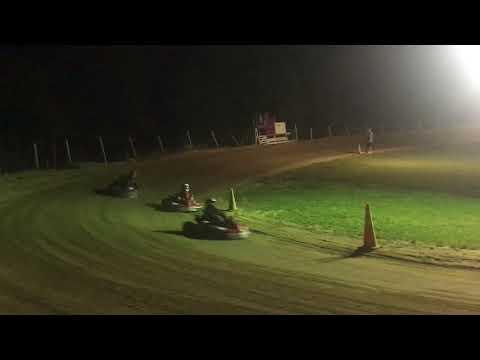 Feature Race at Riverside Raceway 5-12-18
