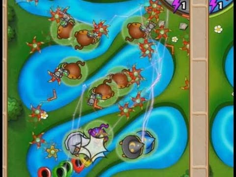 how to know if someone is playing bloons monkey city