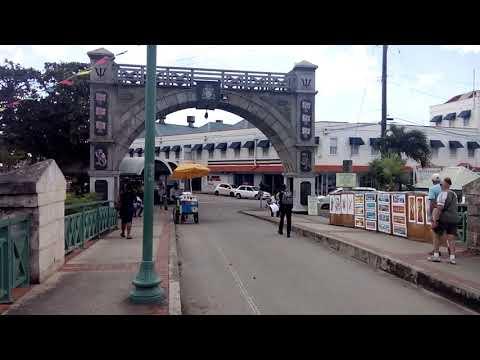 Chamberlain Bridge Bridgetown Barbados