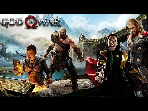 Why Kratos Is Norse Mythology In God of War PS4