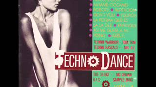 Tecnho Dance 90´s   -Axel F-  Techno Rascals