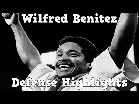 Wilfred Benitez - The Defensive Master