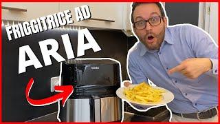 TEST FRIGGITRICE ad ARIA: patatine fritte senza olio (e altre ricette)