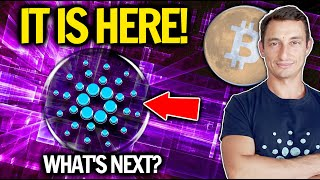 WHAT'S NEXT FOR ADA PRICE AFTER BIGGEST DAY IN HISTORY? Cardano Crypto Smart Contracts Launch