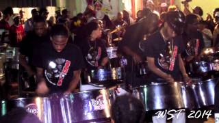 Download Big People Party - D'Radoes Steel Orchestra - 2014 Launch MP3 song and Music Video