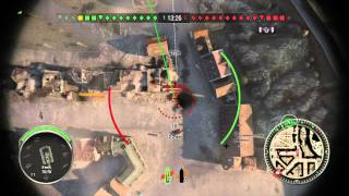 Playstation 4 World of Tanks Beta - Пробую эту игру на PS4! Видео!