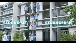 Strong Me, Stronger Us #DLStrongMeS...
