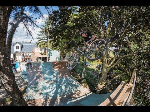 Nick Clarke's Backyard Party   The Rise MTB