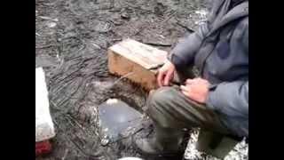 видео Способы ловли — Рыбная пещера