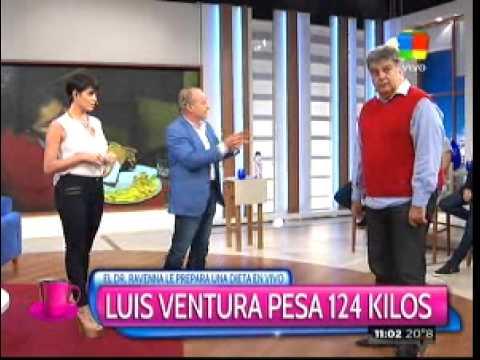 Luis Ventura y una difícil decisión
