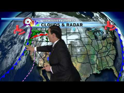 NewsChannel 9 El Paso 02.05.15 - 10 pm news