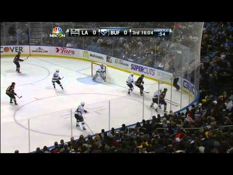 Los Angeles Kings vs. Buffalo Sabres 09.12.2014