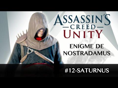[FR] AC Unity : Énigme de NOSTRADAMUS - SATURNUS thumbnail