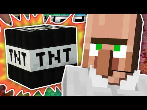 Minecraft | DANTDM PRANKS DR TRAYAURUS!!