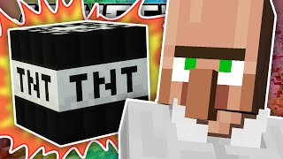 Minecraft | DANTDM PRANKS DR TRAYAURUS!!
