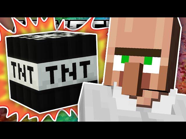 Minecraft dantdm pranks dr trayaurus - Diamond minecart clones ...