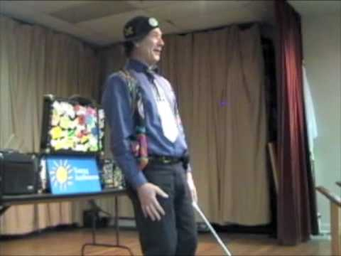 """A.A. Milne, Mozart, Mime, and Rap, Performed by David Zucker of """"Poetry In Motion."""""""