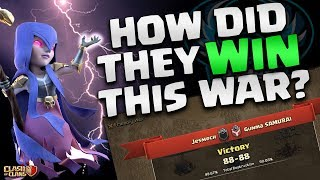HOW DID THEY WIN THIS WAR? | JESMECH TOP RAIDS & STATS