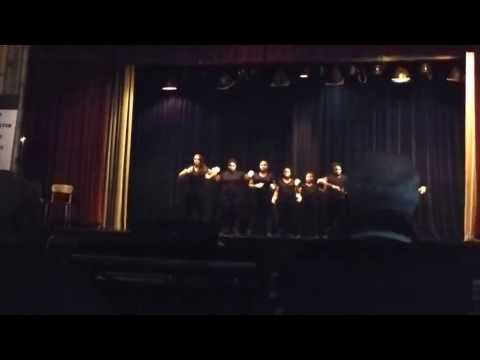 Alton Middle School Presentation March 2013 - Dance