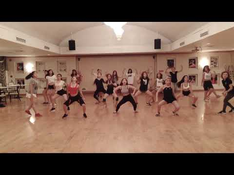 (Practice dance) Def-G from Thailand - Swagger Jagger