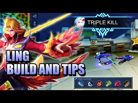 ARE YOU LOOKING FOR A LING BUILD? - LING TIPS, BUILD AND GAMEPLAY