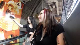LeahMouse's Epic 30th Birthday Vlog with Sarah Darleen and Dumpster Dollie in Toronto!