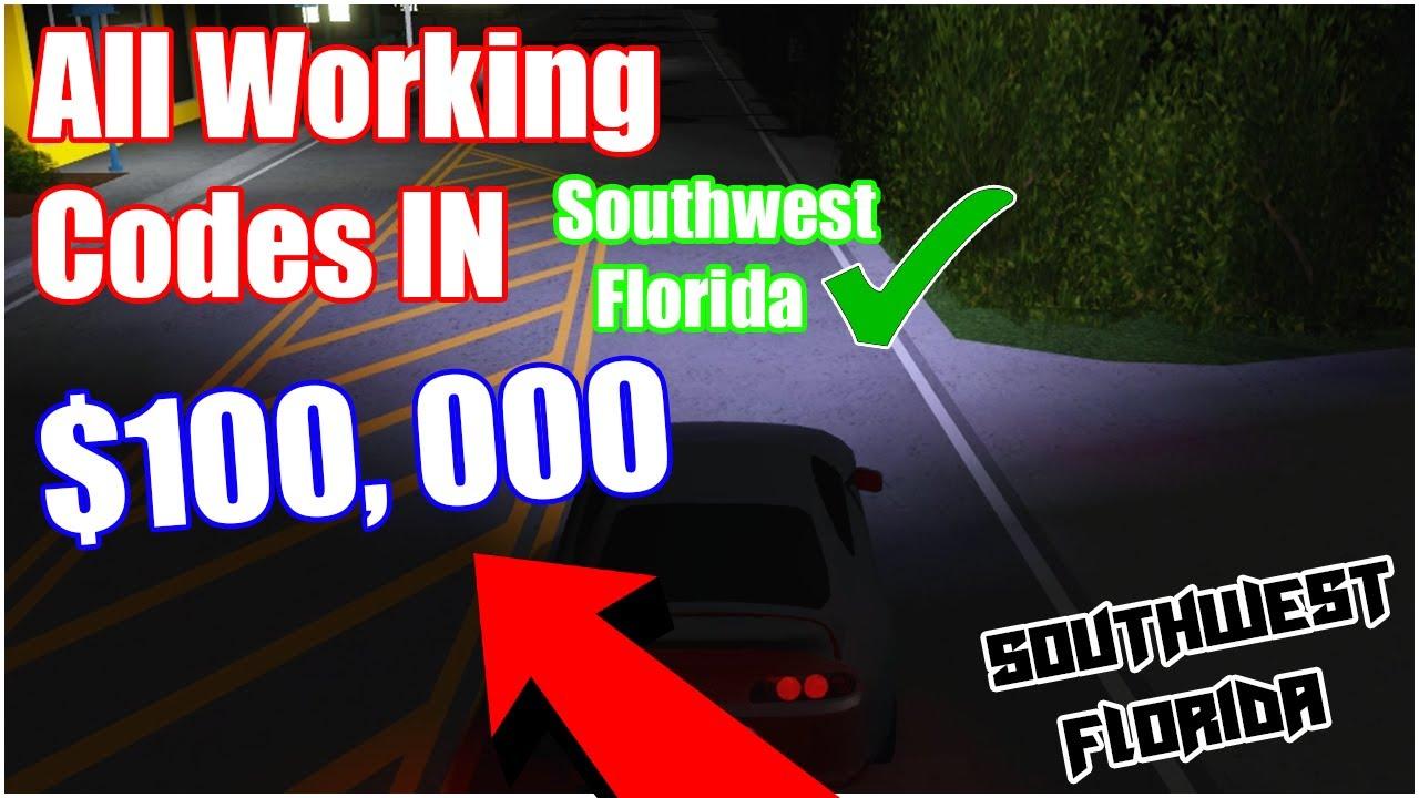 Codes For Southwest Florida Roblox November 2020 Roblox Codes November 2020 List Promo Codes For Southwest Florida Beta
