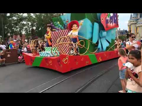 4-7-2018 Move it! Shake it! Dance and Play It!!! LIVE STREAM from Walt Disney World