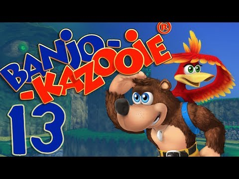Banjo Kazooie (Blind) -13- GOODBYE SUN, HELLO.. TENTACLES?